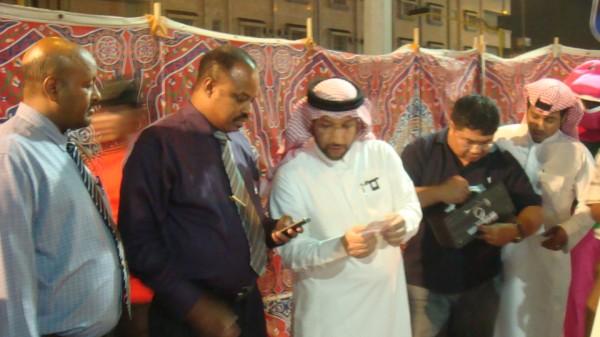 مهرجان سوق النخيل التجاري لصيف 1432هـ
